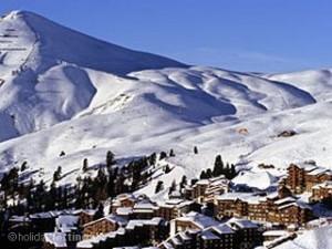 Domaine skiable, La Plagne